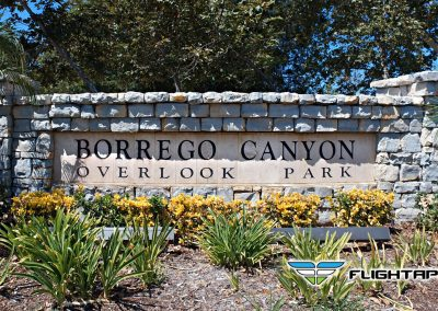 Borrego Canyon Overlook